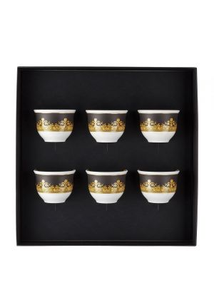 VERSACE 28403 14413 403651 I LOVE BAROQUE 6 CUP SM W/O HDL